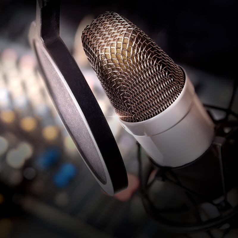 Hero - Microphone 2616 x 2616